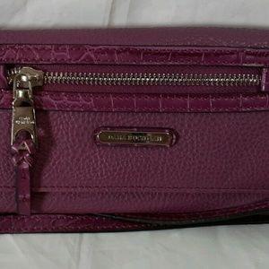 Dana Buchman Crossbody Wallet Clutch Poppy Handbag